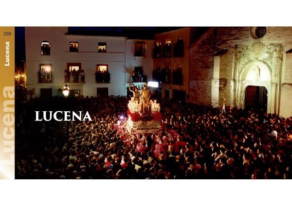 Programa, Horarios e Itinerarios Semana Santa Lucena (Córdoba) 2019