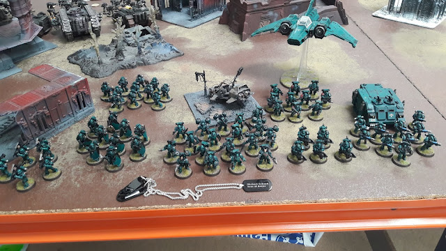 sons of horus tournament army infantry 2.5k xiphon