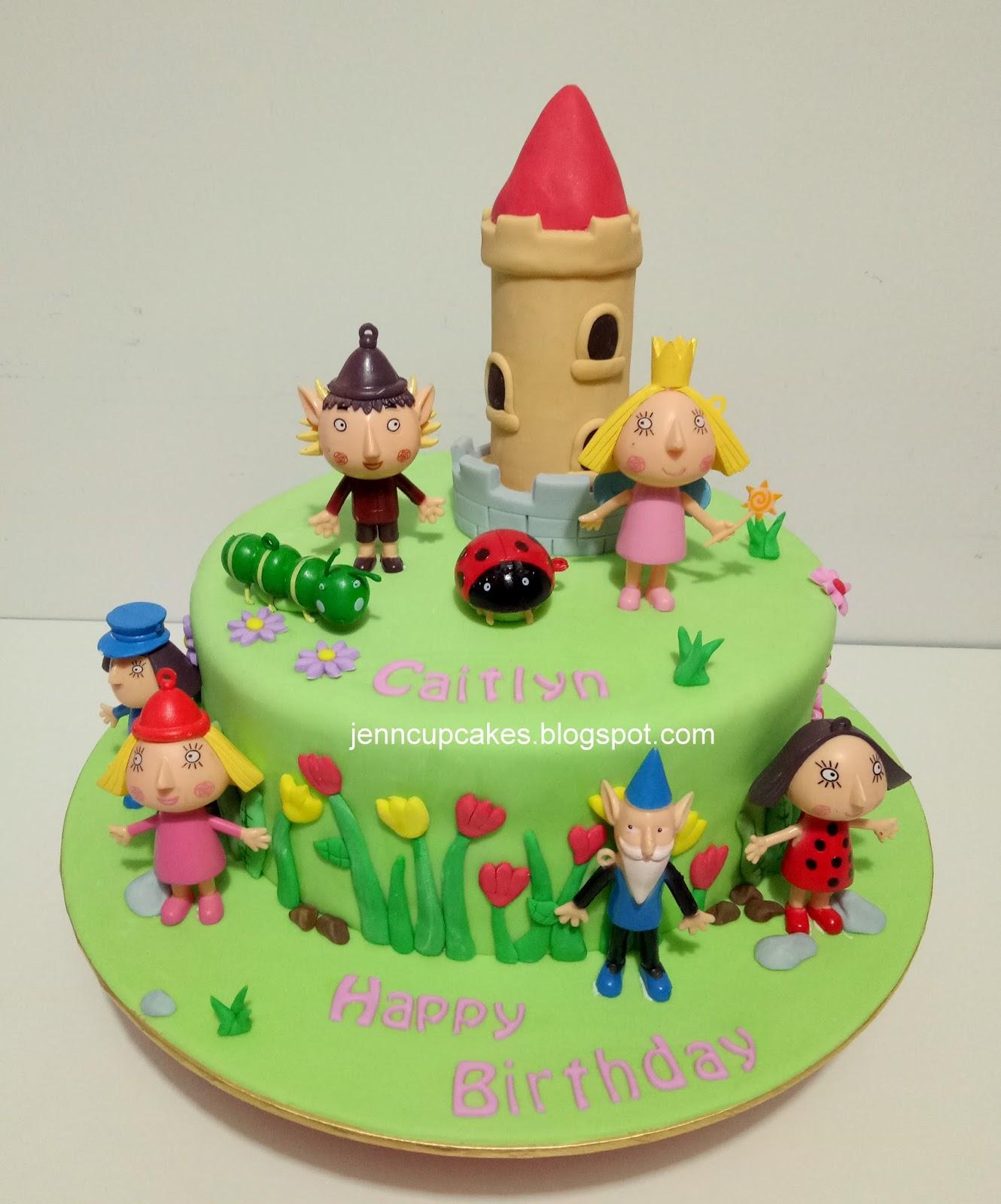 Ben  Cake Decorating Ideas