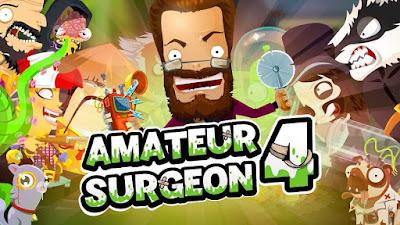 Amateur Surgeon 4 Apk + MOD, Gold/Gems for android
