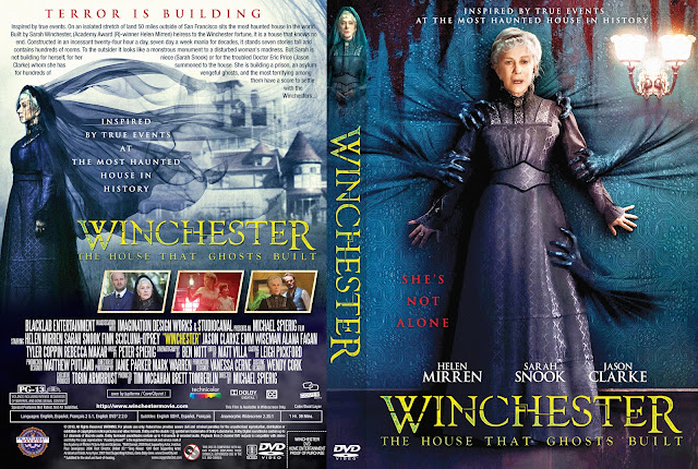 Winchester DVD Cover