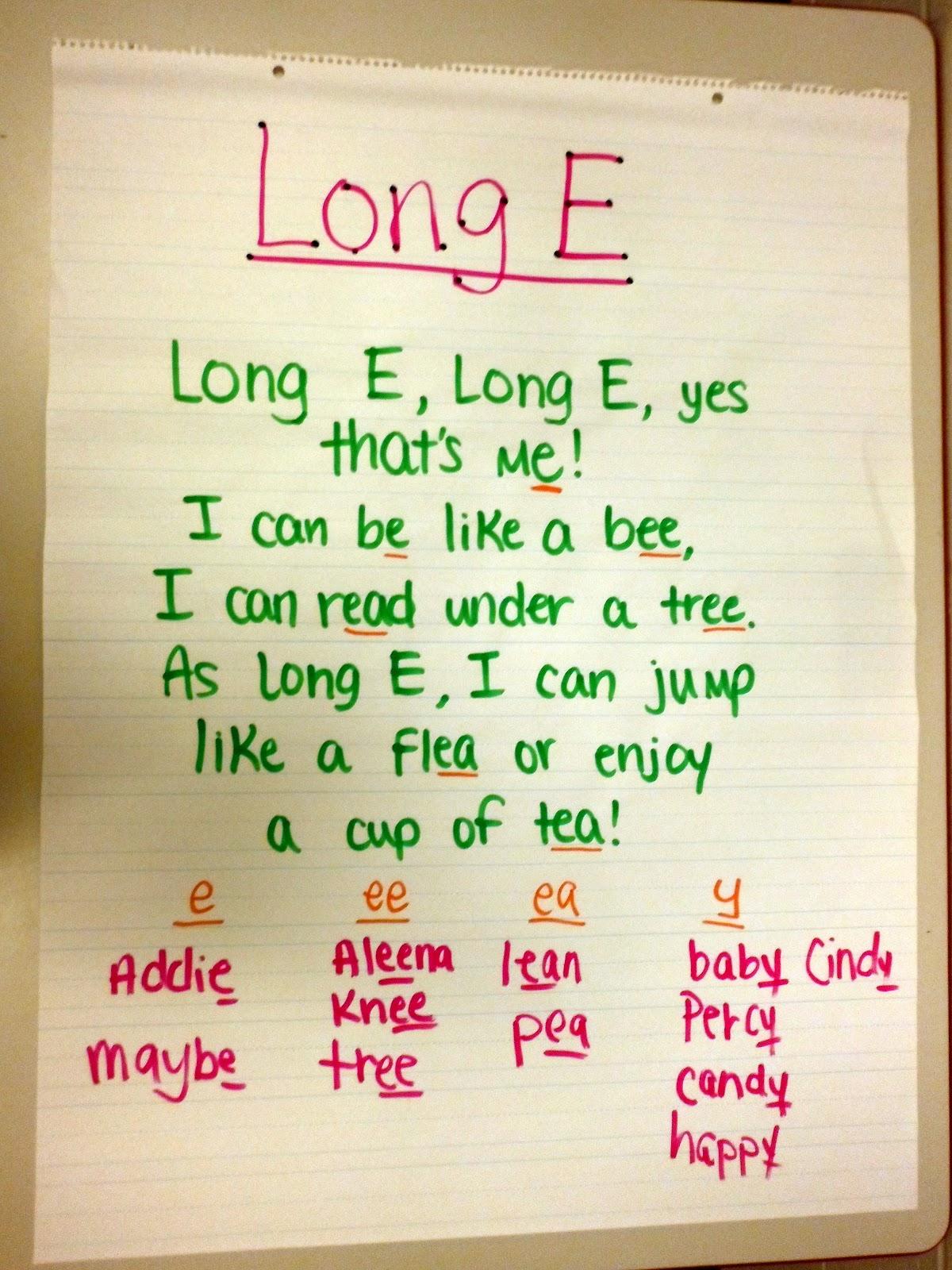Long E Freebie