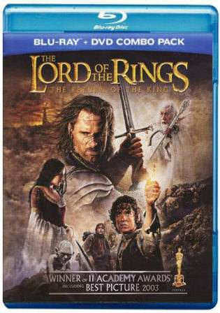 The Lord of the Rings The Return of the King 2003 BRRip EXTENDED 720p Dual Audio Watch Online Full Movie Download bolly4u