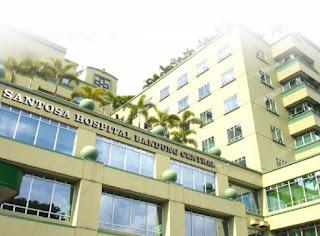 Rumah Sakit Santosa, Bandung