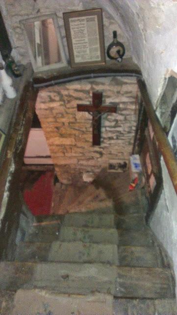 Ancient Ram Inn: Pousada assombrada na Inglaterra