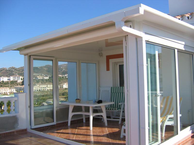 cmo acristalar una terraza - Acristalar Terraza