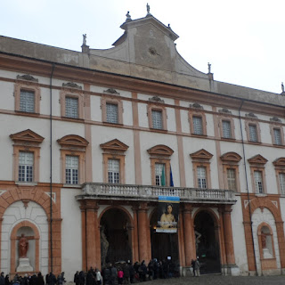 The Palazzo Ducale in Sassuolo