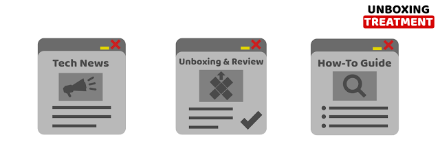 Unboxing Treatment