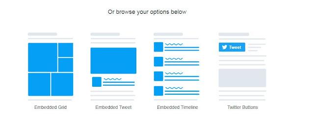Embed Twitter Timeline Easily In Blogger Or WordPress Website