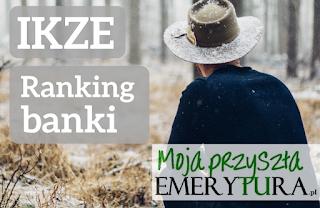 Ranking IKZE w bankach 2017