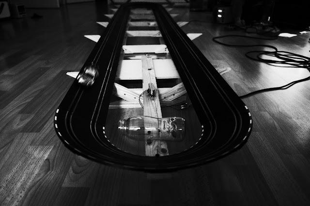 sound installation: SpeedSound, Tamaki Watanabe & Walter Zurborg