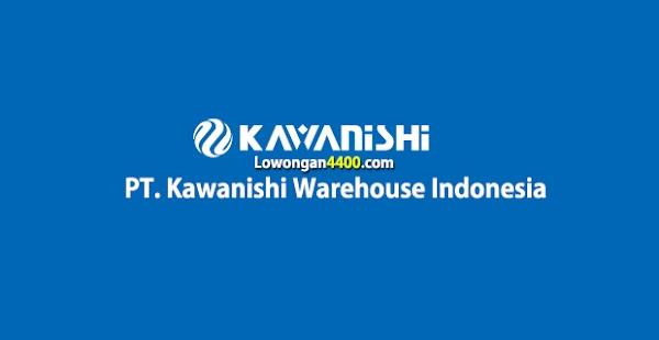 Lowongan Kerja PT. Kawanishi Warehouse Indonesia MM2100 Cikarang