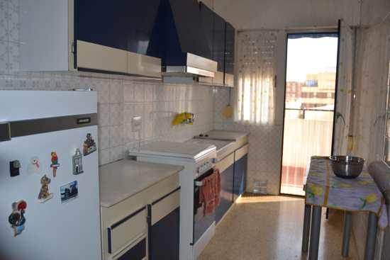 piso en venta calle pelayo castellon cocina