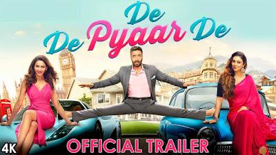 De De Pyar De_Official trailer with uptodatedaily