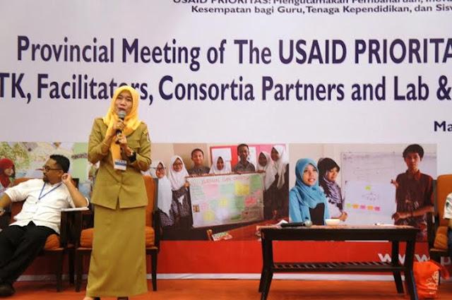 Modul USAID PRIORITAS membuat Madrasah ini Berkembang Pesat