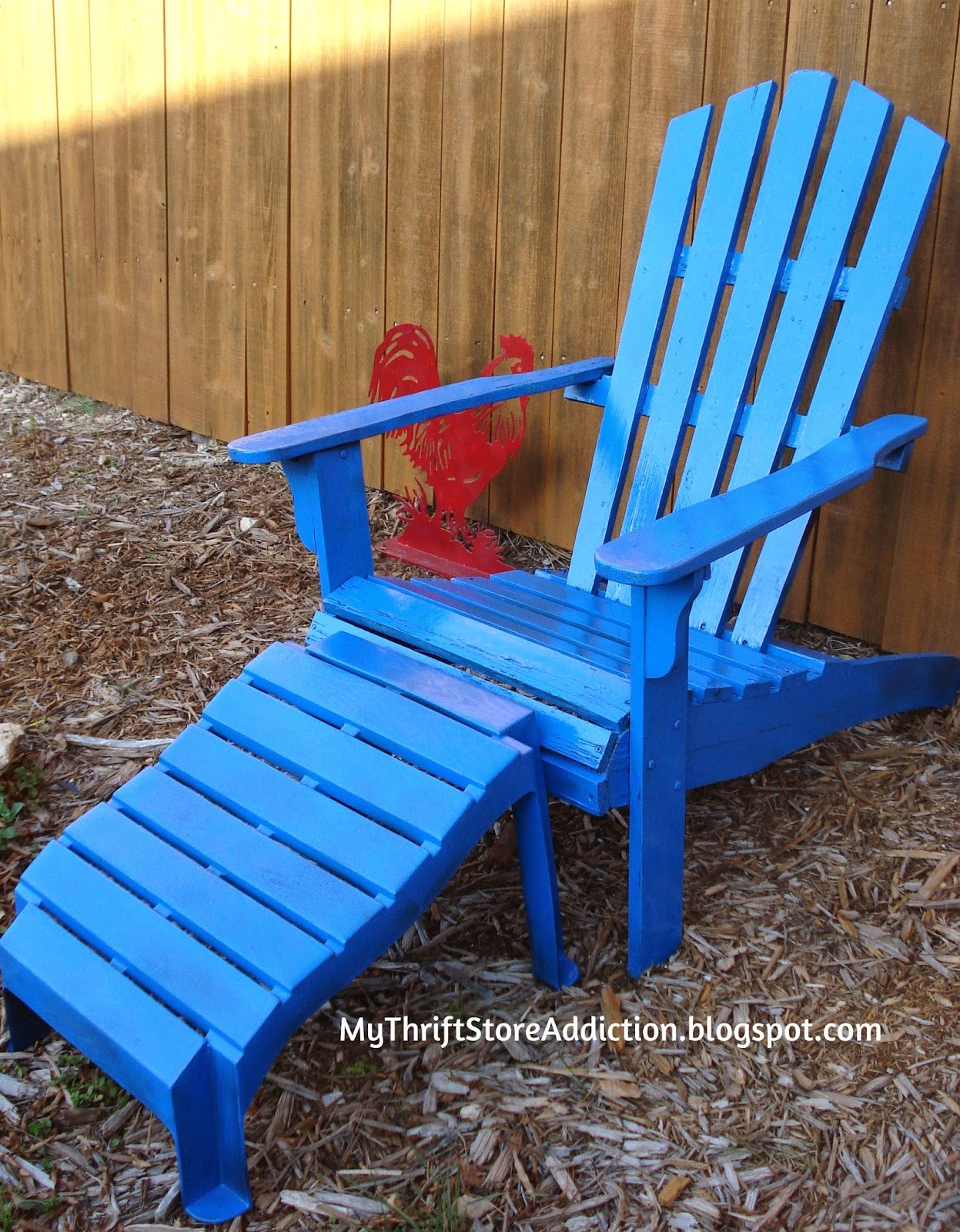 outdoor dream chair desk kneeling my thrift store addiction for