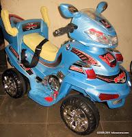 1 Motor Mainan Aki Merino 855 ATV