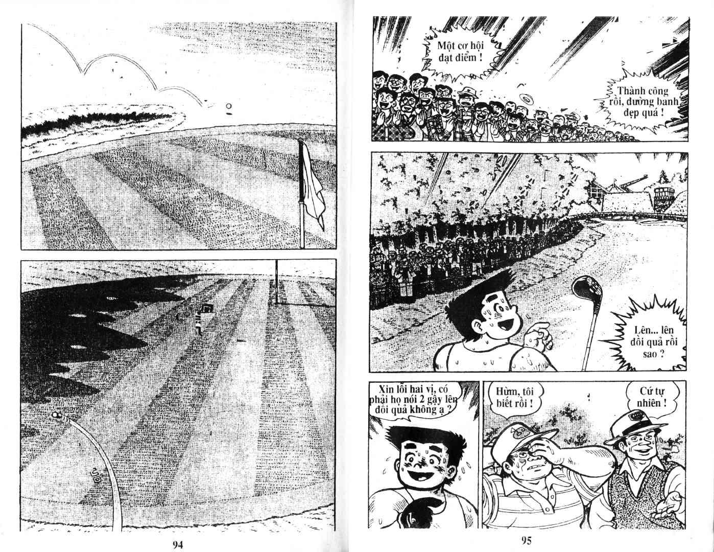 Ashita Tenki ni Naare chapter 38 trang 45