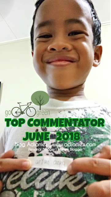 Top Commentator | June 2018