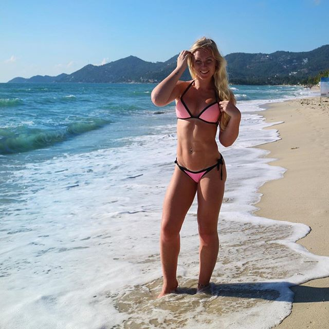 Fitness Model Frida Paulsen Stern @fridapaulsen Instagram photos