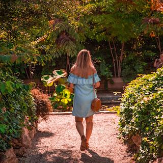 The New Blacck - Orléans - Blog - Chaumont sur Loire - Visite des jardins - ballade