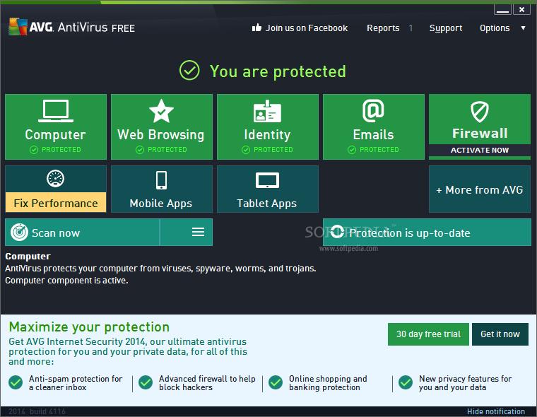 تحميل برنامج انتي فايروس مجاني ويندوز 7