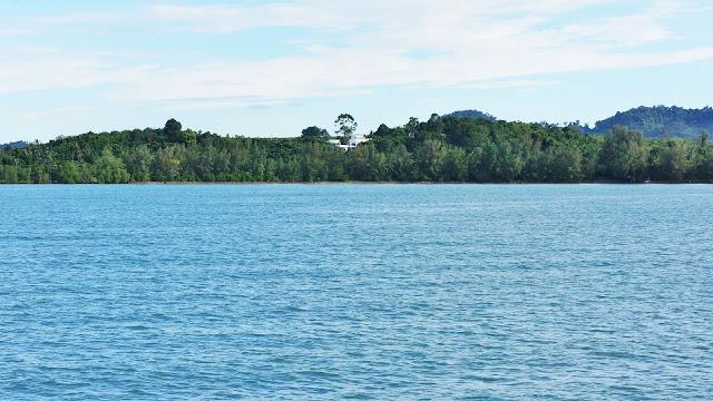 Изображение побережья Тайланда