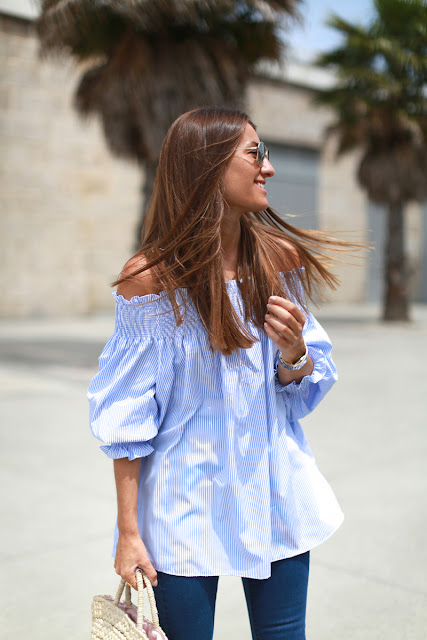 Blogger Style :: The perfect outfit for traveling to Ibiza | Cool Chic Style Fashion