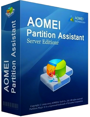 AOMEI Partition Assistant All Editions 6.5 poster box cover