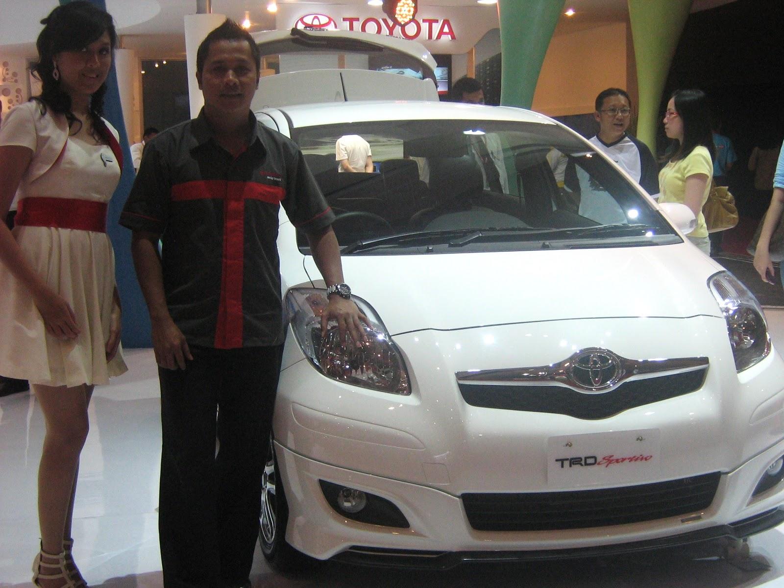 harga toyota yaris trd matic grand new avanza g 1.3 mt daftar mobil baru dan bekas
