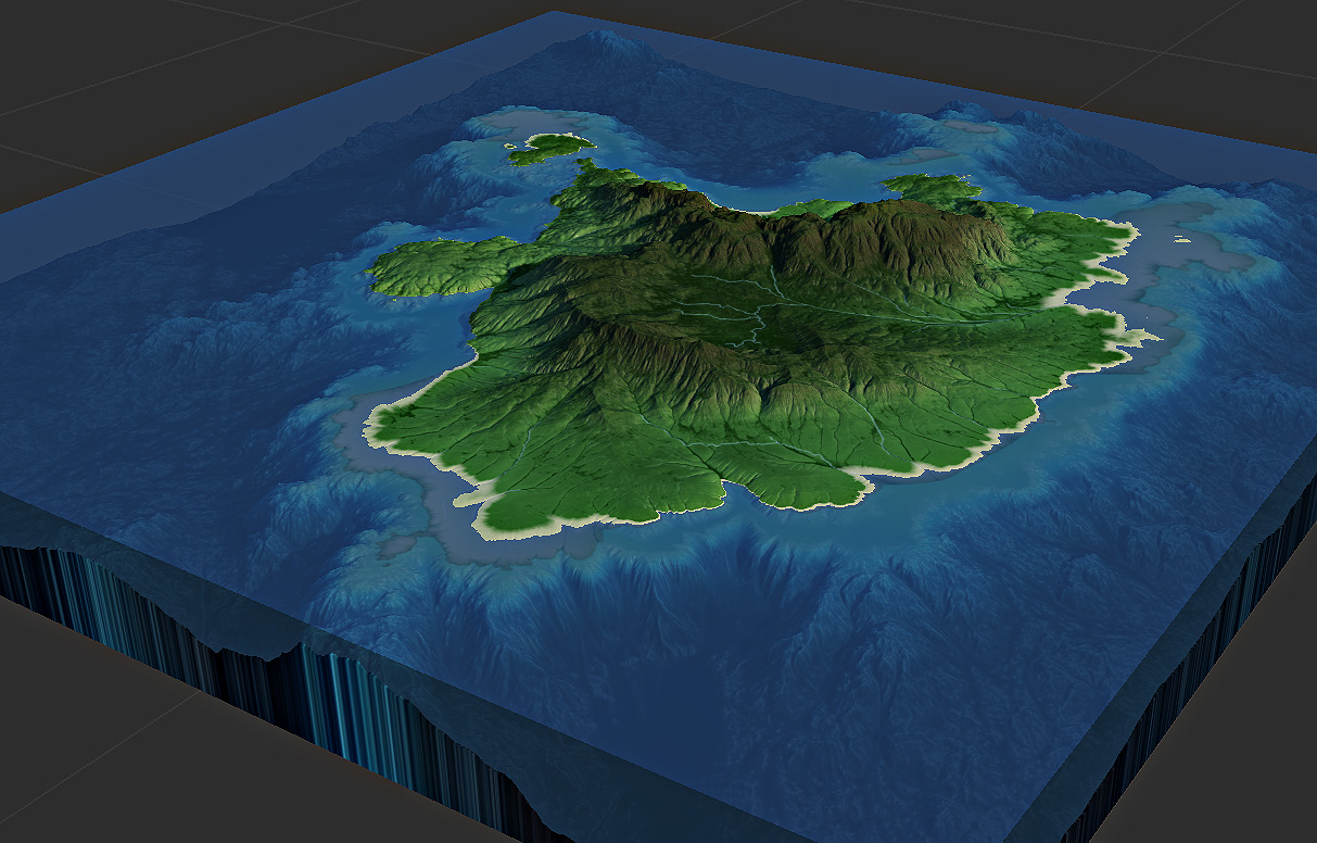 World Machine 3019 - Realistic 3D Terrain Generation Tool ...
