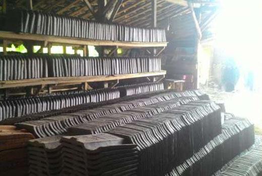 Industri Genteng Kalibagor, Situbondo