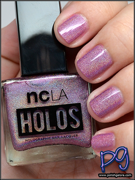 Purple Nail Polish Color Meaning