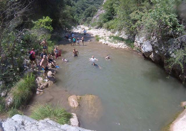 Περιβαλλοντική εξόρμηση του 1ου Συστήματος Προσκόπων Άργους στον ποταμό Νέδα