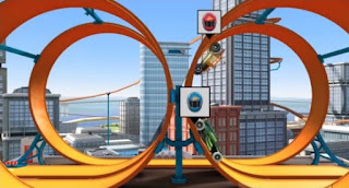 Game CaperPlay for Hot Wheels Apk