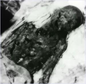 ร่างไร้วิญญาณของซูสีไทเฮา (Empress Dowager Cixi)