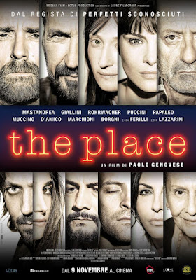 The Place 2017 DVD R2 PAL Spanish