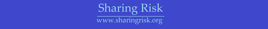 Sharing Risk blog