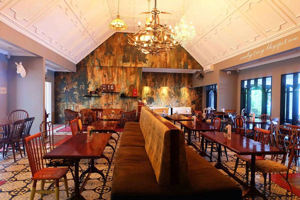 cafe romantis di bandung