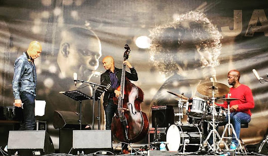 Joshua Redman Trio and Jazz in Duketown 2017