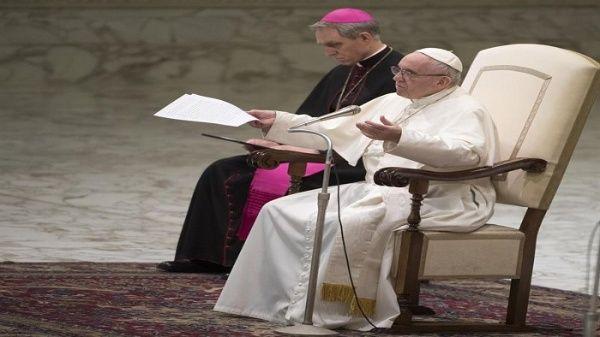 Papa Francisco recibe amenazas antes de llegar a Chile