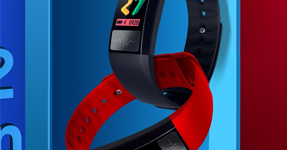 Bakeey D1 ECG+PPG Blood Pressure Heart Rate Real-time Sport