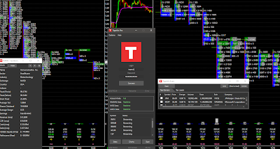 TapeViz Pro - Ultimate market-wide HFT scan & visualization