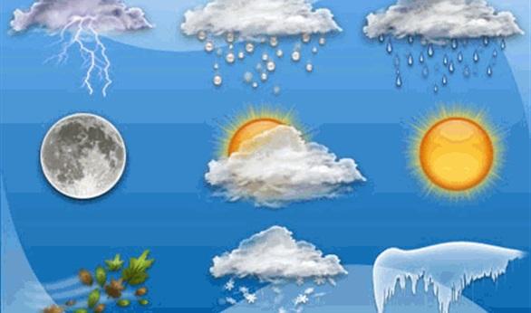 || توقعات هيئة الأرصاد الجوية || حالة الطقس اليوم الأحد 1/1/2017 فى مصر ودرجات الحرارة المتوقعه في جميع أنحاء الجمهورية اليوم 1 يناير 2017