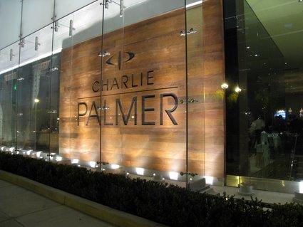 Charlie Palmer At Bloomingdale S South Coast Plaza Restaurant