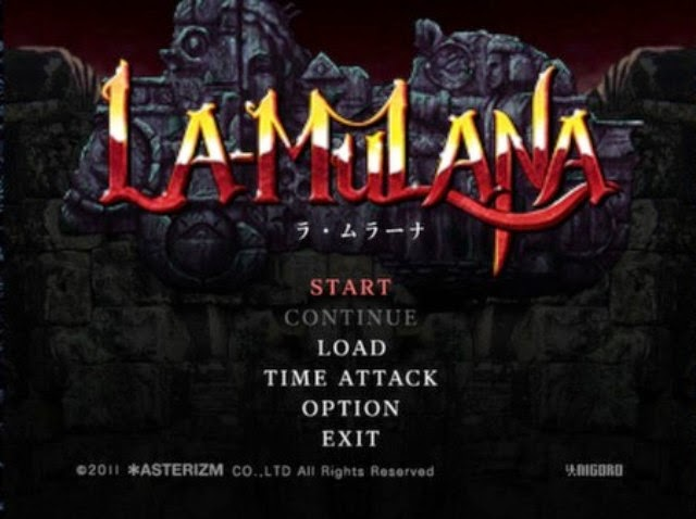 La Mulana Free Download PC Games