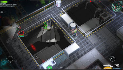 Game Offline Android Terbaik Space Marshals Mod Apk