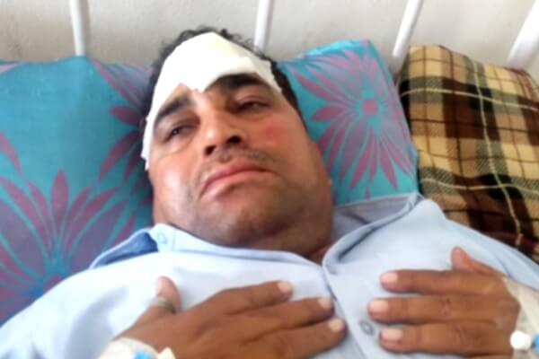 why-faridabad-police-asi-jameel-khan-beaten-by-unknown-on-diwali