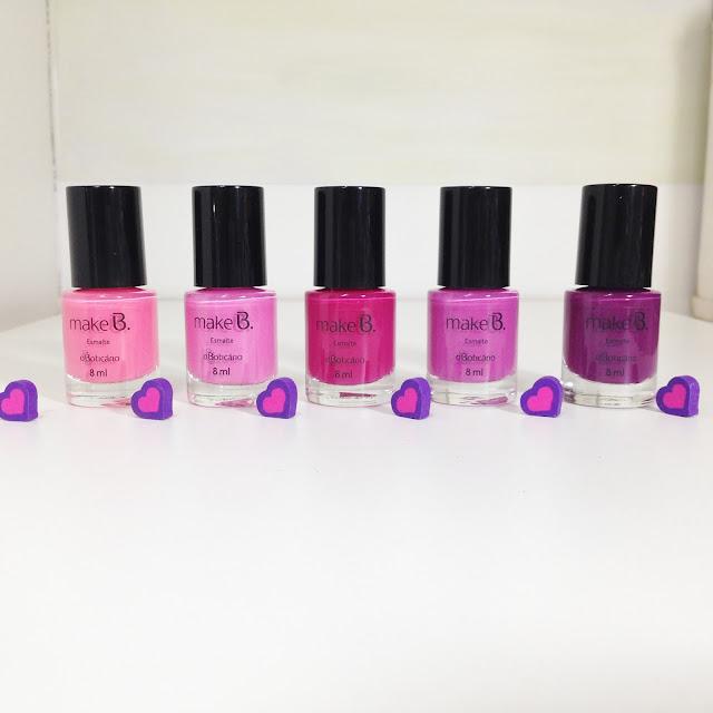 Lançamento O Boticário Barbie Edition e Malbec Noir