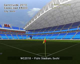 Fisht Olympic Stadium ( World Cup 2018 )